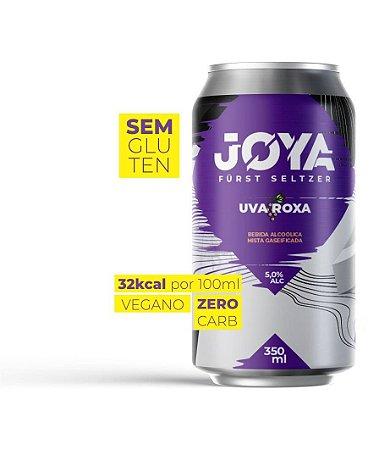 Hard Seltzer Joya Uva Roxa 350ml