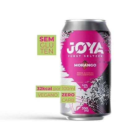 Hard Seltzer Joya Morango 350ml
