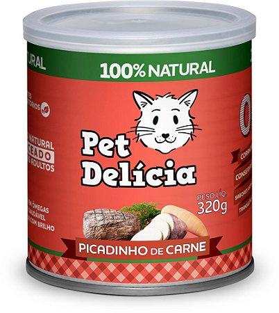 Pet Delícia Picadinho de Carne - 320g