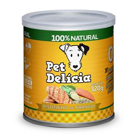 Pet Delícia Risotinho de Frango - 320G