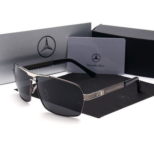 óculos de sol mercedes-benz proteção uv400