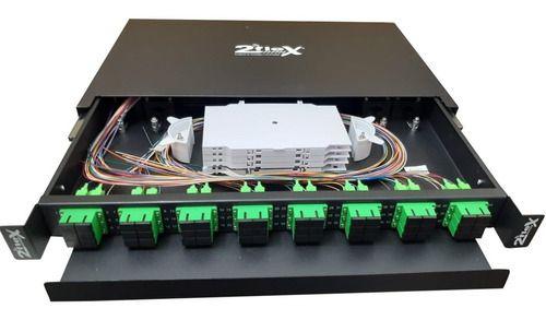 Dio Completo 48fo - Distribuidor Interno Optico Sc Apc