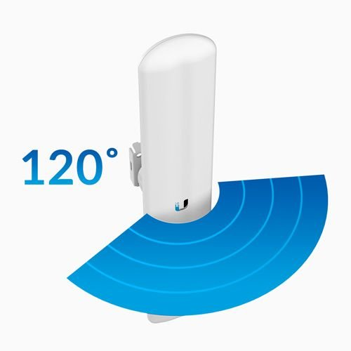 UBIQUITI LAP-120-BR LITEAP AC 16DBI 5GHZ 450+ MBPS 120º