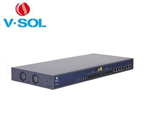 EPON OLT 4PON V1600D4 4GE + 4SFP UPLINK 1U