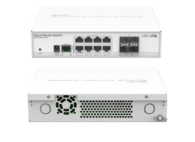MIKROTIK CLOUD ROUTER SWITCH CRS112-8G-4S-IN BR
