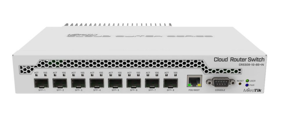 MIKROTIK CLOUD ROUTER SWITCH CRS309-1G-8S+IN L5