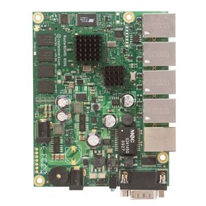 MIKROTIK ROUTERBOARD RB850GX2 DUAL CORE PPC L5