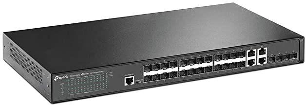 TP-LINK HUB SWITCH 28P T2600G-28SQ JETSTREAM 4 10G SFP+