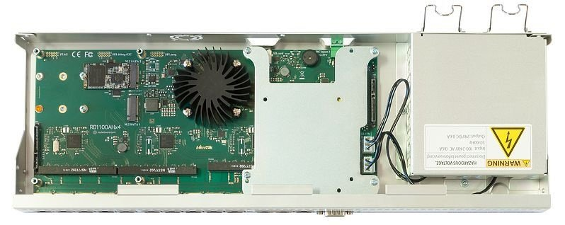 MIKROTIK ROUTERBOARD RB 1100ADX4 DUDE EDITION L6