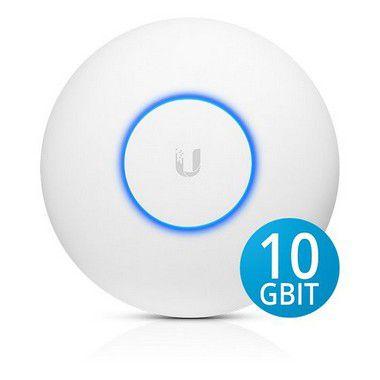 UBIQUITI UAP-XG-BR UNIFI AP 4X4 MIMO 10GBIT PARA 1500 CLIENTES