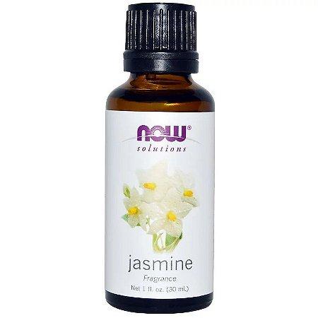 Óleo Jasmin 30ml Now Importado EUA