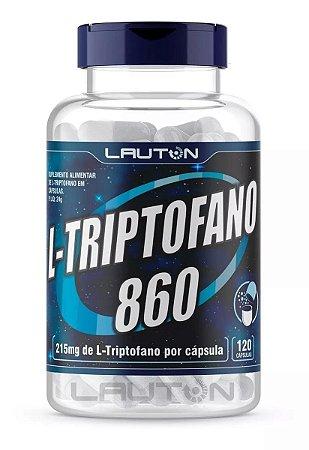 L Triptofano Precursor 5htp Serotonina 120 Cápsulas Vegano