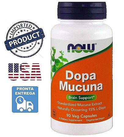 Dopa Mucuna Importada EUA Dopamina Energia Estimulante
