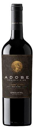 Caixa com 12 garrafas - Adobe Limited Edicion Red Blend 2020