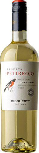 Bisquertt Petirrojo Reserva Sauvignon Blanc 2019