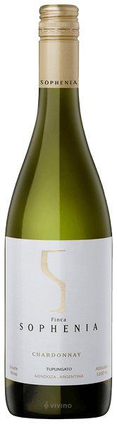 Sophenia Estate Wine Chardonnay 2018
