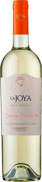 Bisquertt La Joya Gran Reserva Sauvignon Blanc 2018