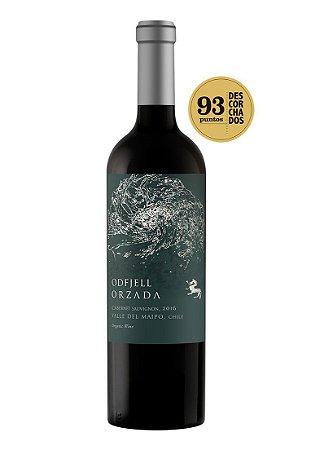 Odfjell Orzada Cabernet Sauvignon Orgânico 2018