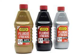 OLEOS PARA FREIO VARGA DOT3/DOT4/DOT5