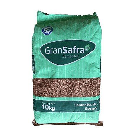 Sorgo Forrageiro BRS Ponta Negra Gransafra - Saco com 10 kg