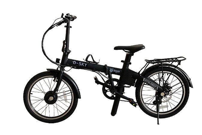D-SKY (Bicicleta Elétrica Dobrável)
