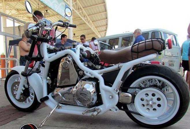 Kit Relação Correia Dentada - Harley Electra Glide Opcional