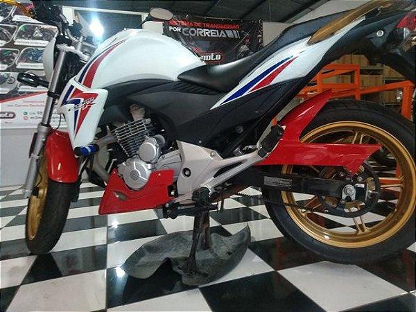 KIT Relação Correia Dentada - Honda CB300 R CB 300 - Todas