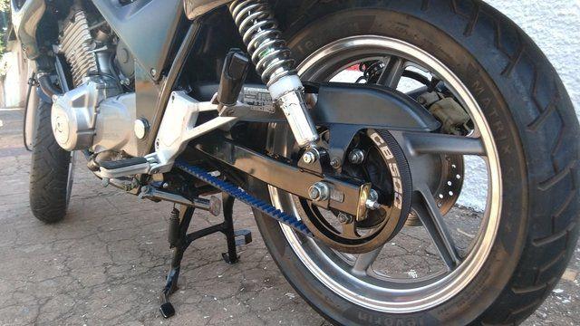 KIT Relação Correia Dentada - Honda CB500  CB 500 Modelo Antigo - 1997/2003