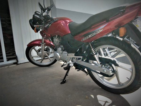KIT Relação Correia Dentada - Honda CBX 200 Strada  / CBX200  Todas