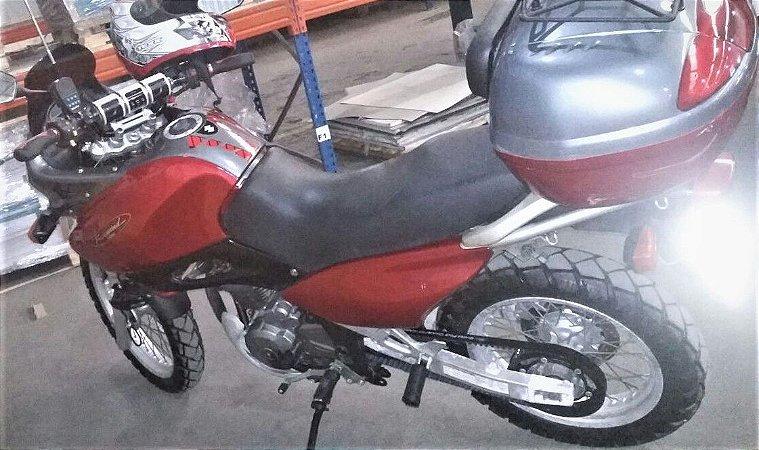 KIT Relação Correia Suzuki Free Wind XF 650