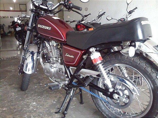 KIT Relação Correia Dentada - Suzuki Intruder 250 - GN 250