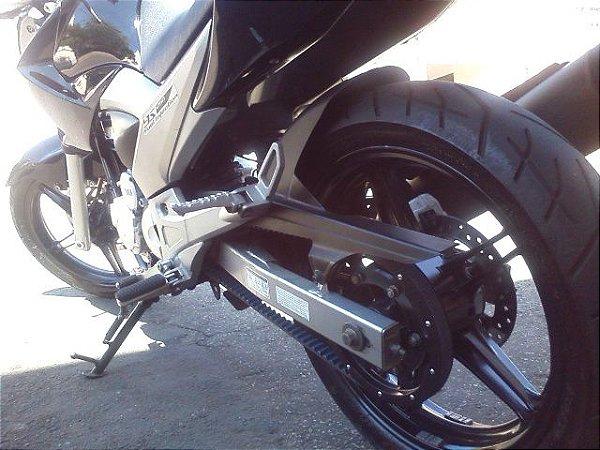 KIT Relação correia Yamaha YS250 Fazer até 2017
