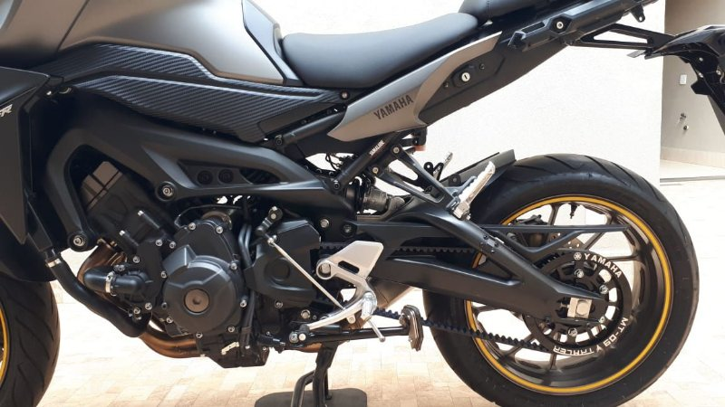 KIT Transmissao Correia Yamaha TRACER 900  ATE ANO 2019