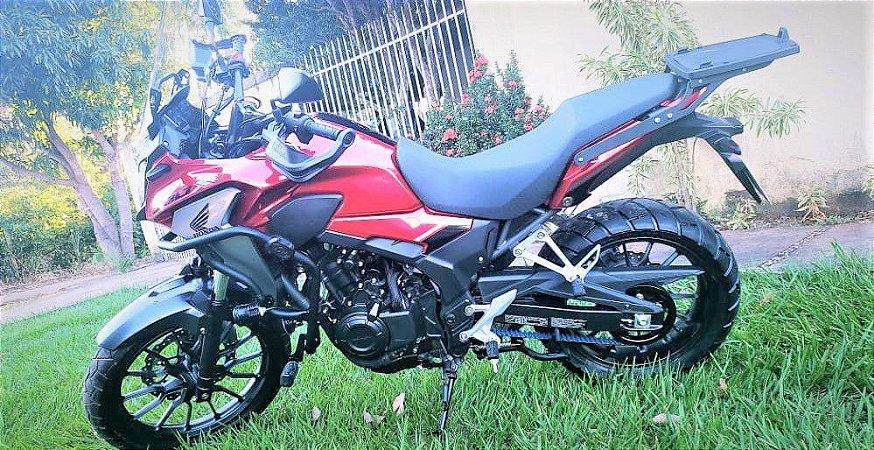 KIT Relação Correia Dentada - Honda Nova CB500 X - CB500X - CB 500 X  2020