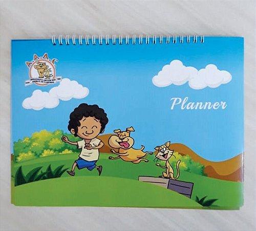 Planner Mensal Permanente