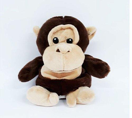 Macaco com som (Fantoche)- 26cm  Cód.62
