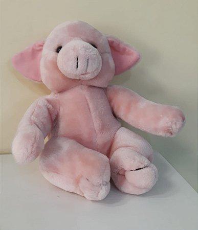 Porco Rosa 30cm Cód.27