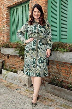 Vestido Plus Size Bianca