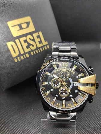 Diesel 10bar - Preto e Dourado