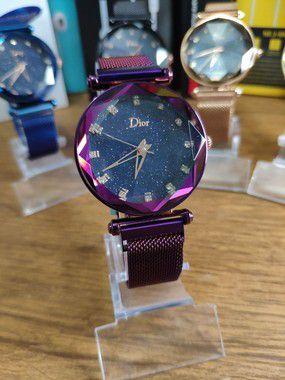 Dior pulseira ímã + Vedação a prova Dágua grátis