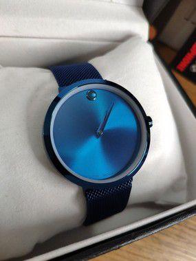 Movado - Azul