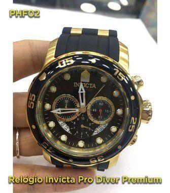 Pro Driver P/ Borracha - Dourado e Preto