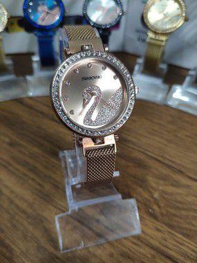 Relógio feminino Swarovski - Rose