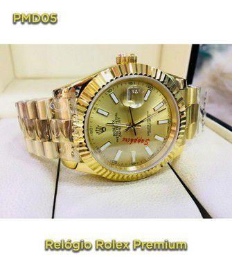 Rolex Day Date - Dourado