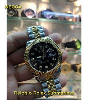 Rolex Daydate - Dourado e Prata