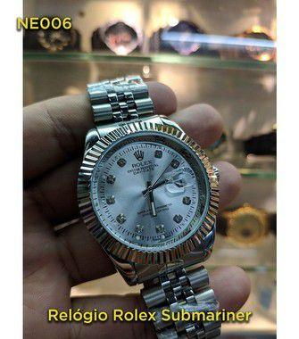 Rolex Daydate - Prata