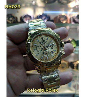 Rolex Daytona - Dourado