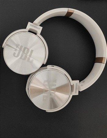 Fone JBL Bluetooth - Branco