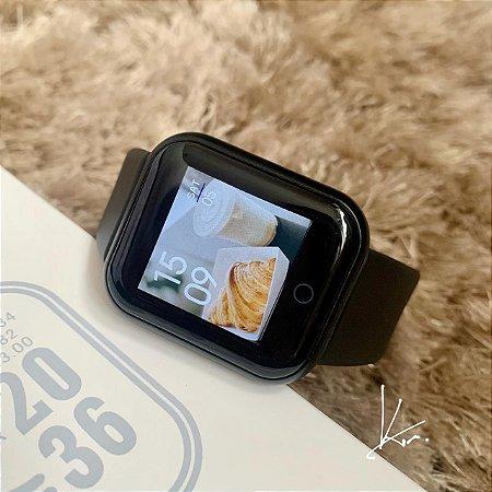 Smartwatch D20  - Coloca foto na tela