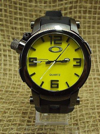 Oakley Quartz  Preto e Amarelo
